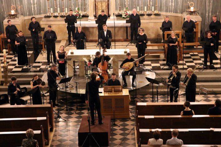 Kroatischer Radiochor & Concerto dei venti